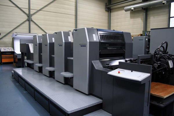 печать бланков большим тиражом